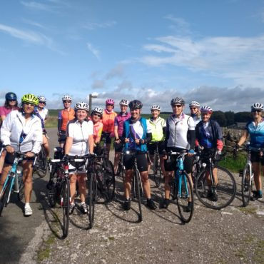 Yorkshire Rose Cycling ClubFriendly & supportive women's cycling club in Sheffield
